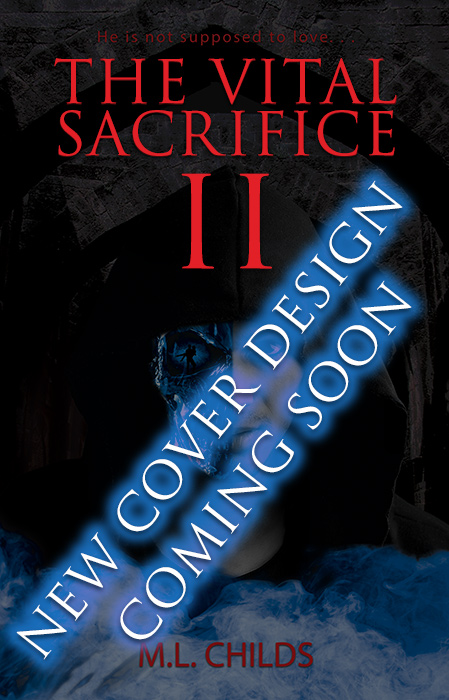Cover Design Vital Sacrifice II