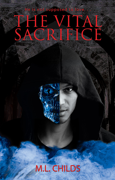 Cover Design Vital Sacrifice