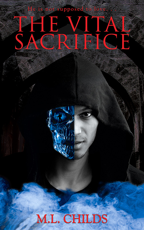 Cover of The Vital Sacrifice by M. L. CHilds