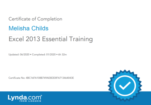 https://mlchildswriter.com/wp-content/uploads/2020/08/Excel-Training-Certificate-500x350.png