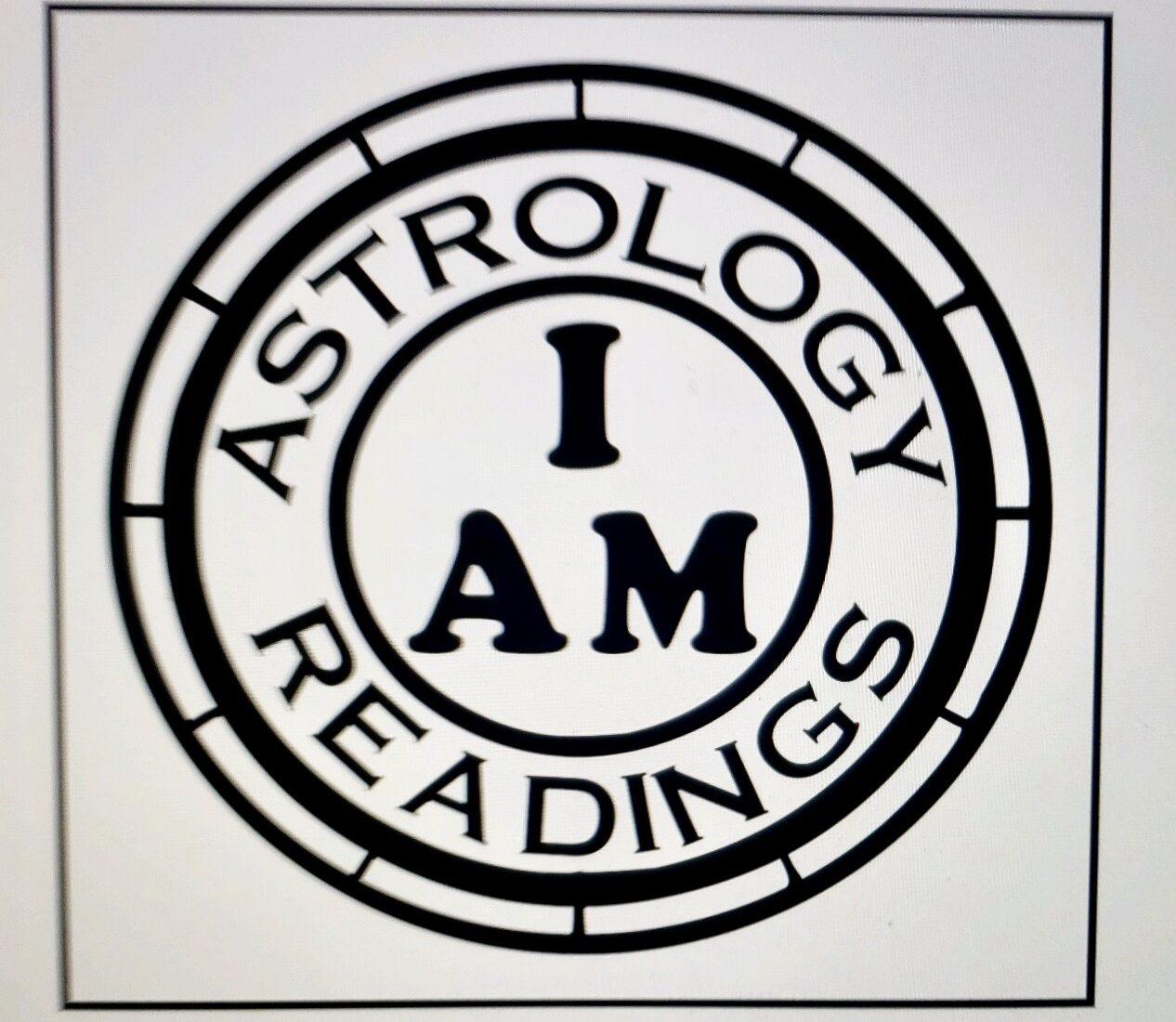Paul Heath's I Am Astrology Readings Logo