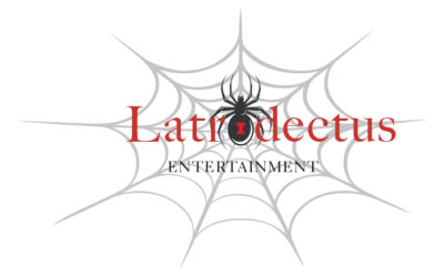 Latrodectus Entertainment Logo