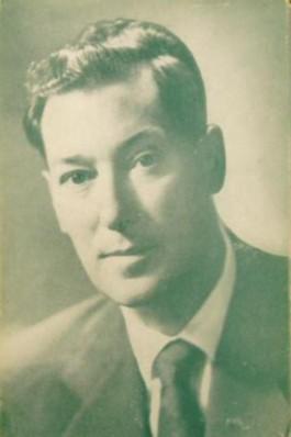 Image of Neville Goddard, manifestation guru