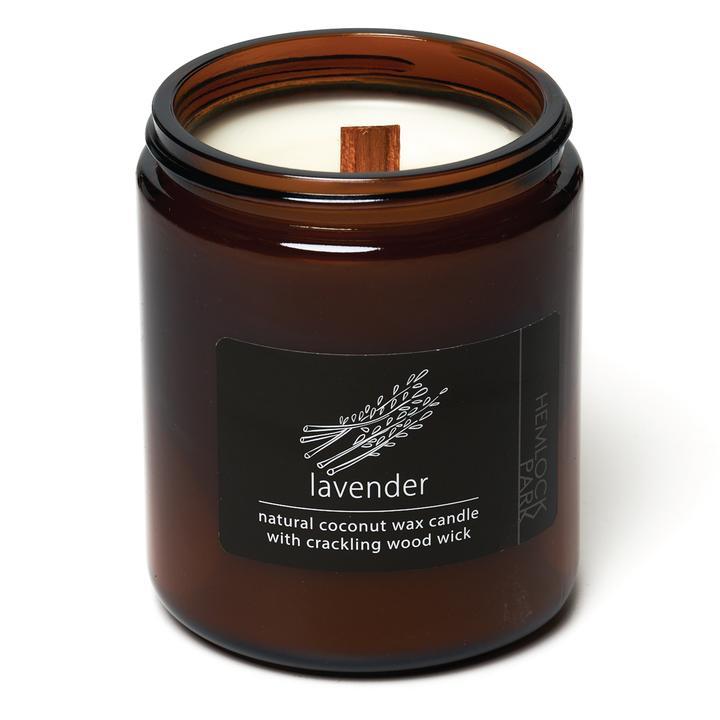 Lavender Aromatherapy from Hemlock Park