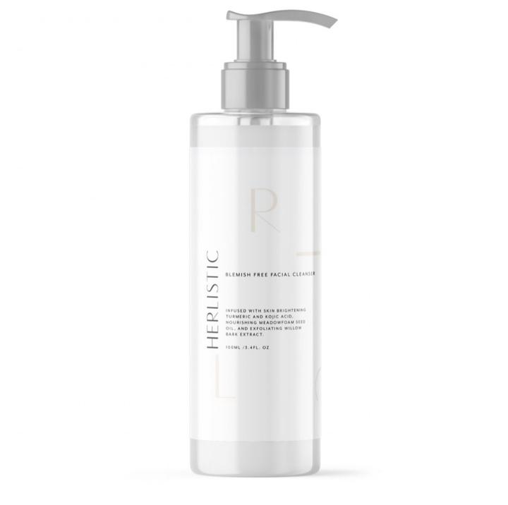 cleanser skincare product from Herlistic